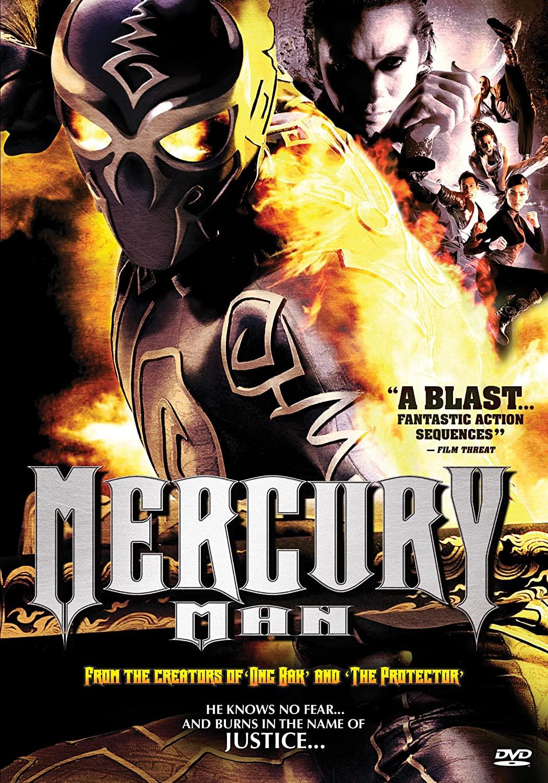 Mercury Man 2006 Hindi ORG Dual Audio 720p BluRay ESub 800MB | 350MB Download