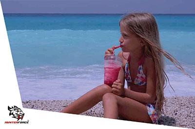A importância da hidratação no verão, alimentos que hidratam.