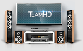 Browse to the homepage of TeamHD