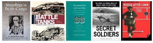 5 History / Military English eBooks