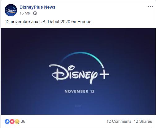 Le lancement de Disney+ - Page 4 Xx51