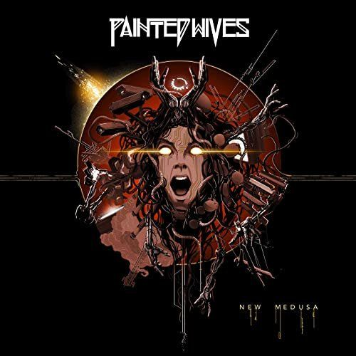 Painted Wives – New Medusa (2021)  [/size][/center]
