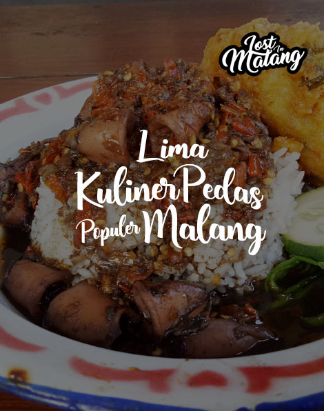 5 Kuliner Pedas Paling Populer di Malang