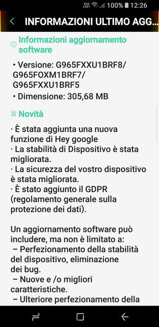 Screenshot 20180706 122619 Software update