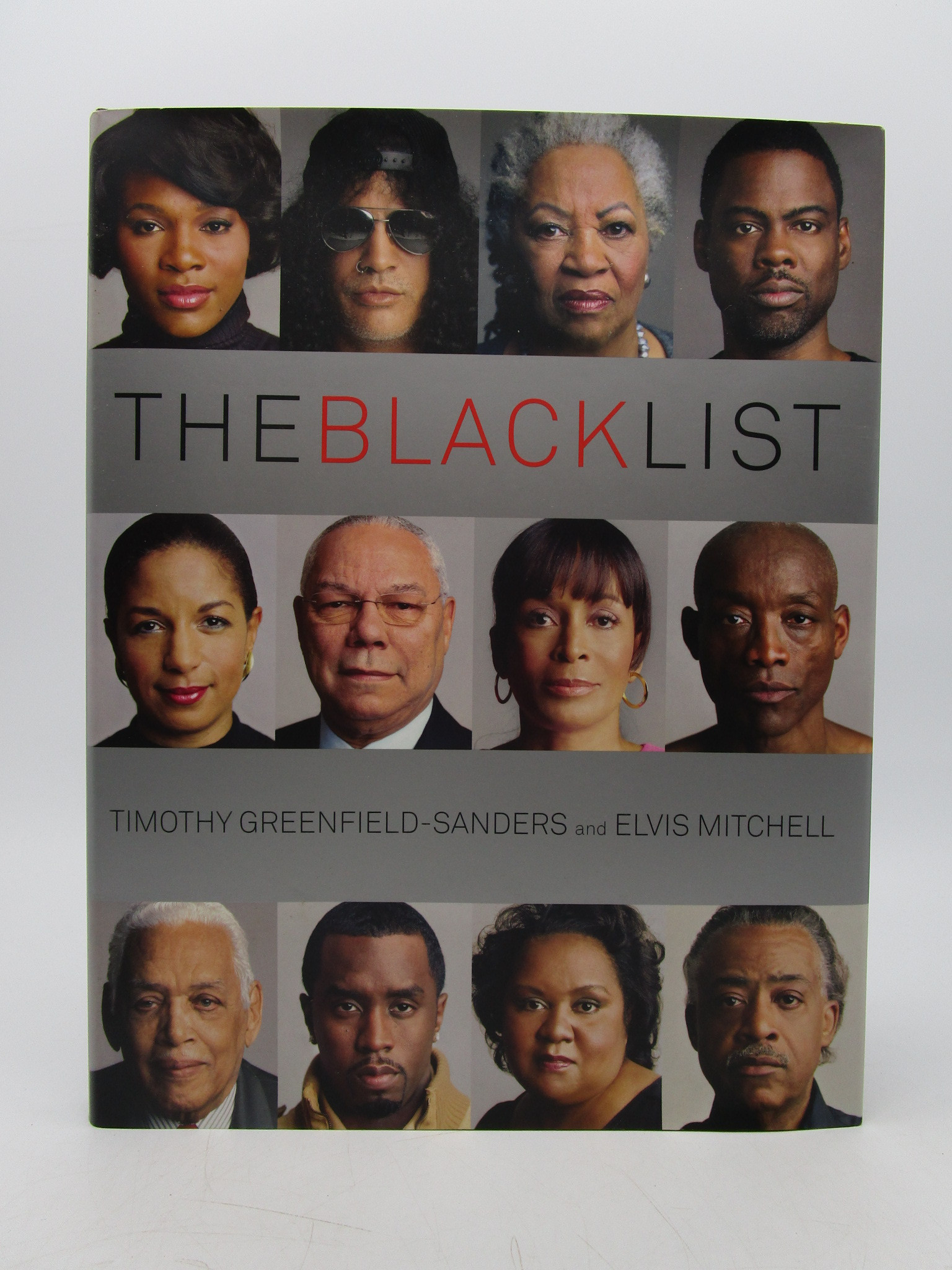 Image for The Black List (First Edition)