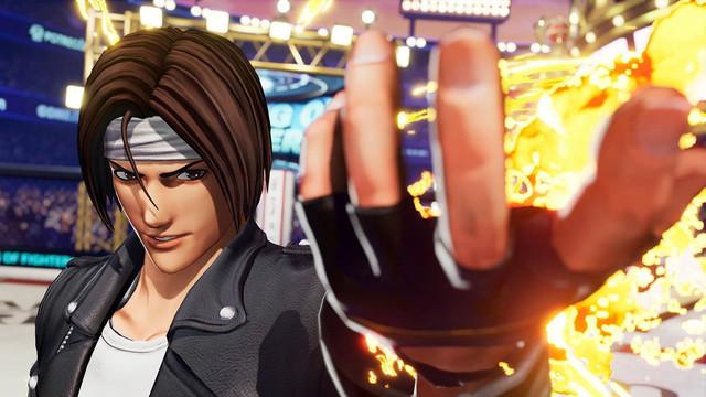 The King of Fighter XV - Kyo Kusanagi é revelado em novo trailer!