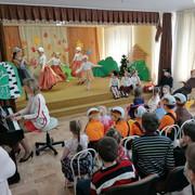 Пасхальный концерт детской музыкальной студии Скерцино