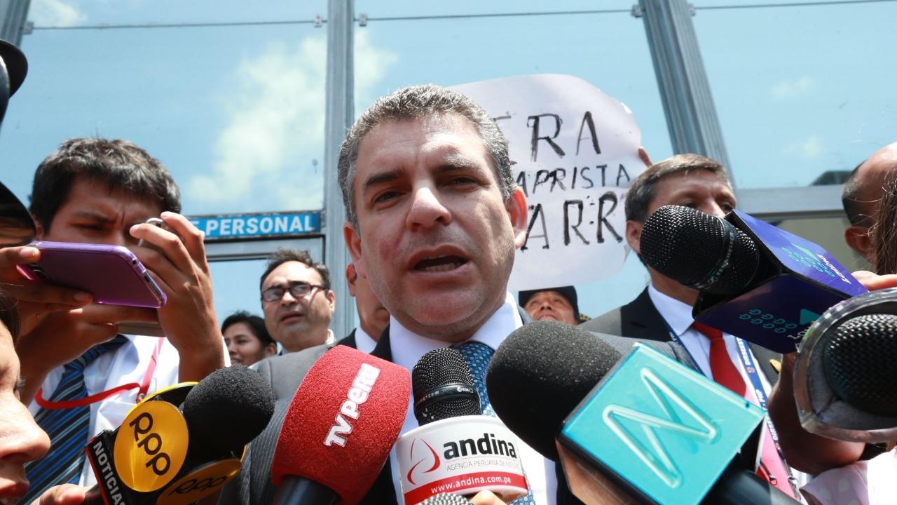 Agresión a fiscal Pérez es inaceptable y linda con el amedrentamiento, dice Vela