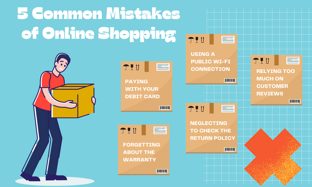 5-Common-Mistakes-of-Online-Shopping