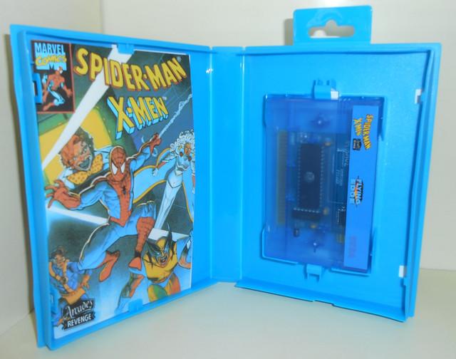 Spider-Man / X-Men: Arcade's Revenge Master System Complet 100% neuf   2