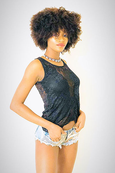 candidatas a the miss globe 2020. final: 12 nov. Cameroon