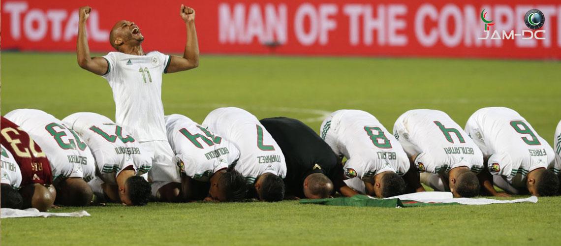 Рияд Махрез ⚽ привел Алжир к Африканской Славе