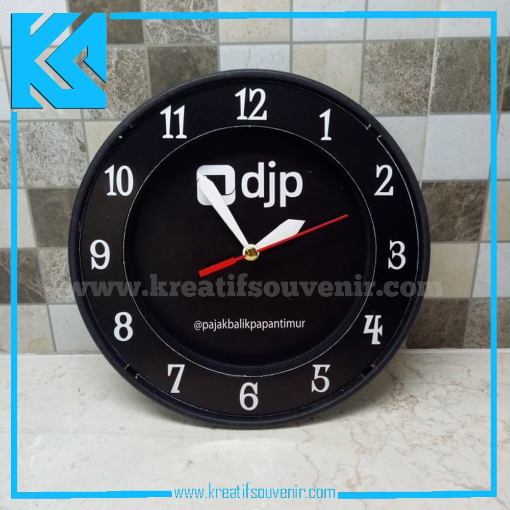 Jam Dinding JD1688 –  Custom Cheap