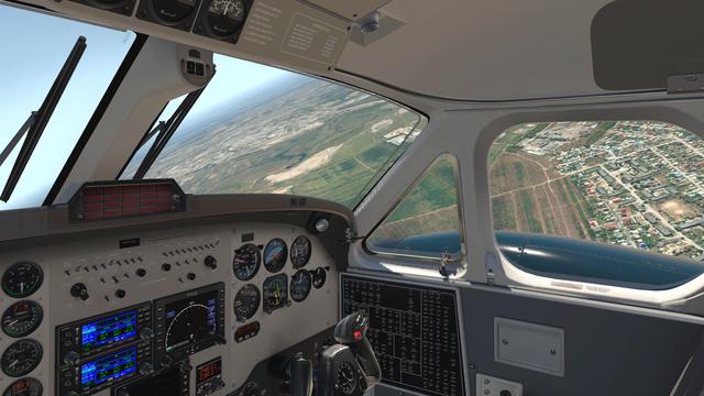 Car B200 King Air 7