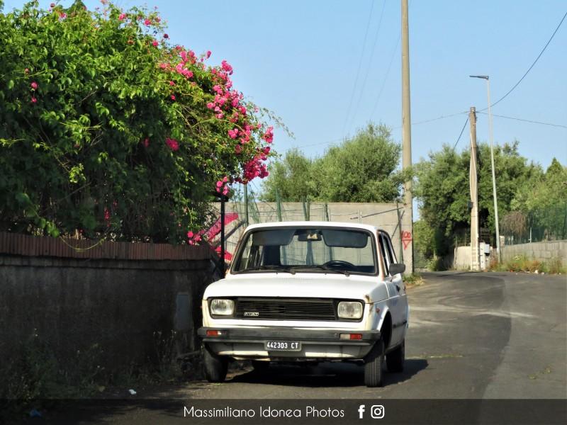 avvistamenti auto storiche - Pagina 25 Fiat-127-900-78-CT442303
