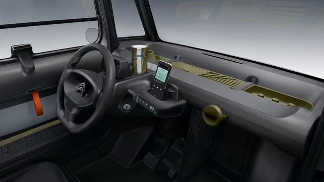 AMI - 100% Ëlectric Arrive Dans Le Réseau Citroën CL-20-005-015