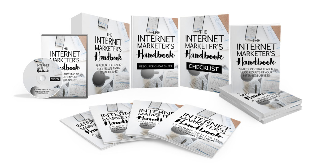 The Internet Marketer's Handbook Video Upgrade