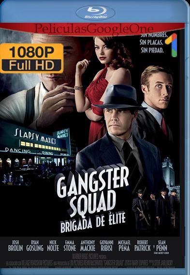 Gangster Squad: Brigada de élite (2013) HD [1080p] Latino [GoogleDrive] | Omar |