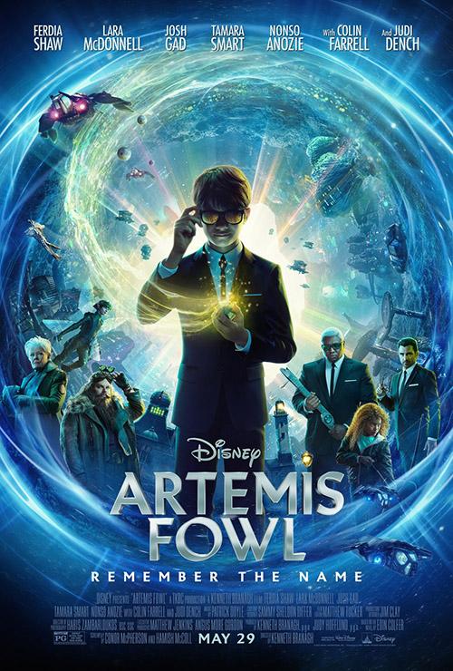 Artemis Fowl   2020   m720p - m1080p   WEB-DL   Türkçe Altyazılı   Tek Link
