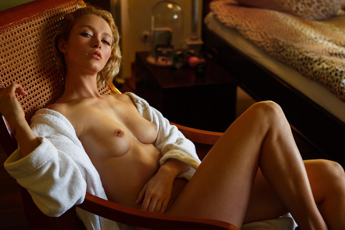The Sorceresse Виктория Яровая / фотограф Hannes Walendy