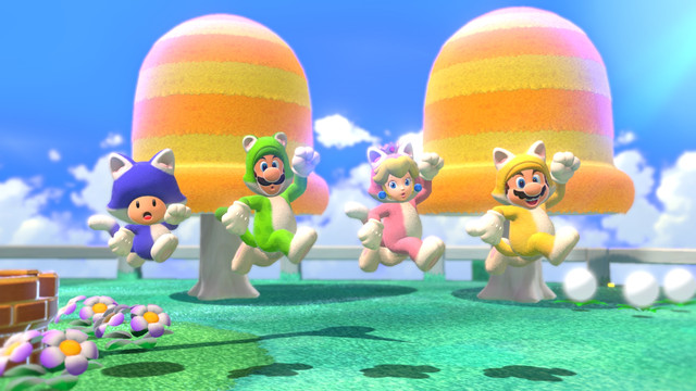 Topics tagged under 預告片 on 紀由屋分享坊 Super-Mario-3-D-World-Plus-Bowsers-Fury-2021-01-12-21-001