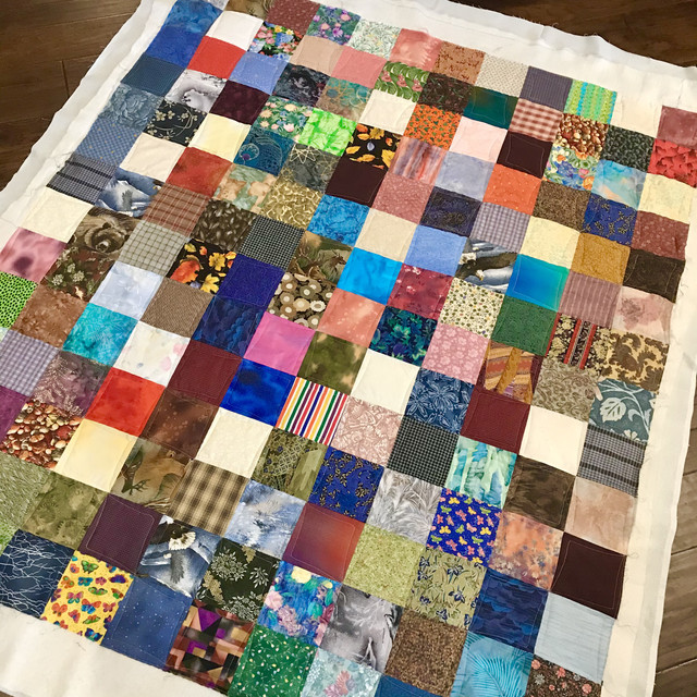 Patches Charity Quilt