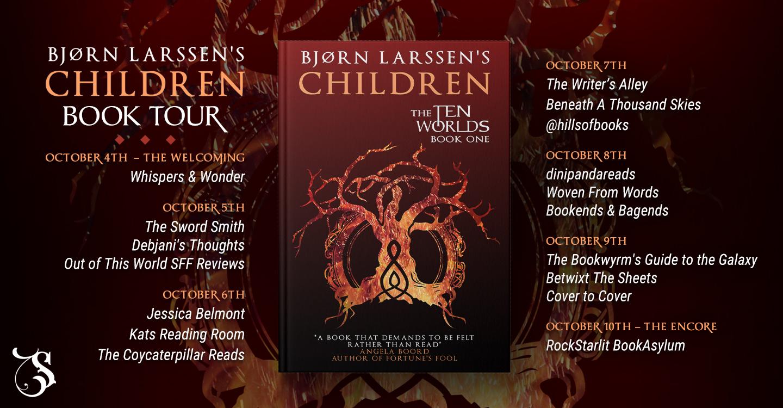 Tour banner for Children