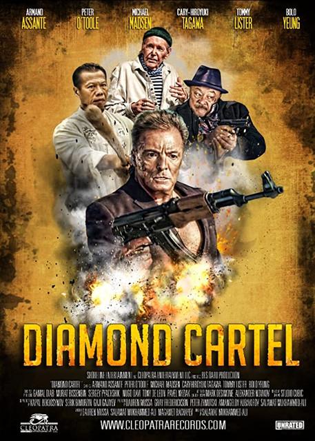 Diamond Cartel (2017) Dual Audio Hindi WEBRip x264 300MB ESub 480p