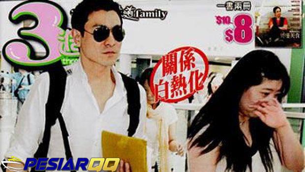 Alasan Andy Lau Sembunyikan Pernikahannya dengan Model Malaysia