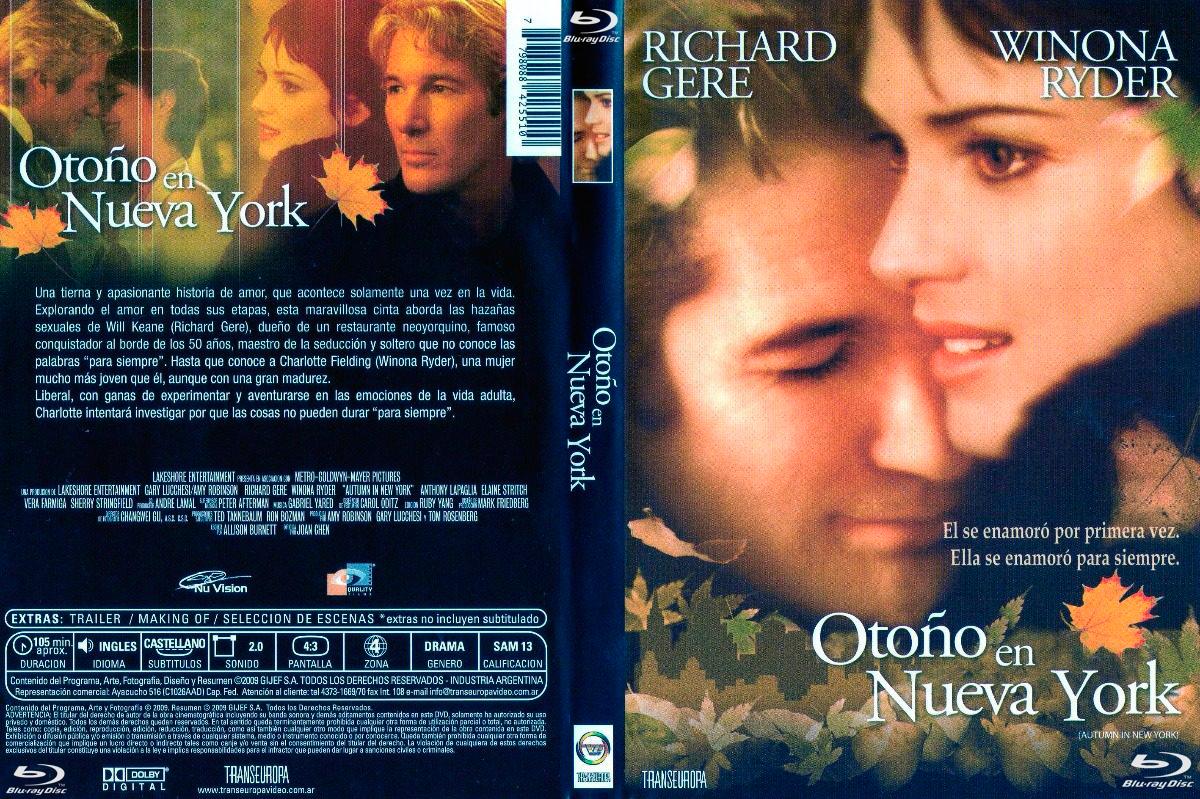 Otoño En Nueva York  (2000) x264 1080p