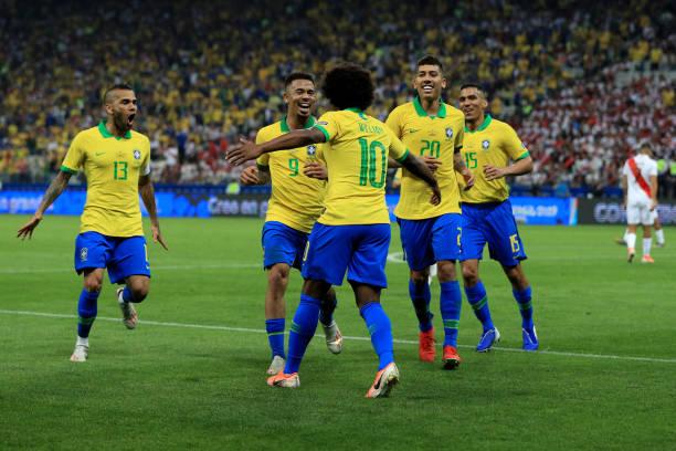 პერუ 0-5 ბრაზილია / კოპა ამერიკა / მიმოხილვა