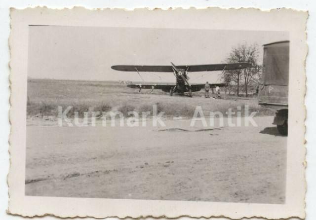B578-Fotos-Wehrmacht-Russland-Front-Beute-Flugzeug-plane1
