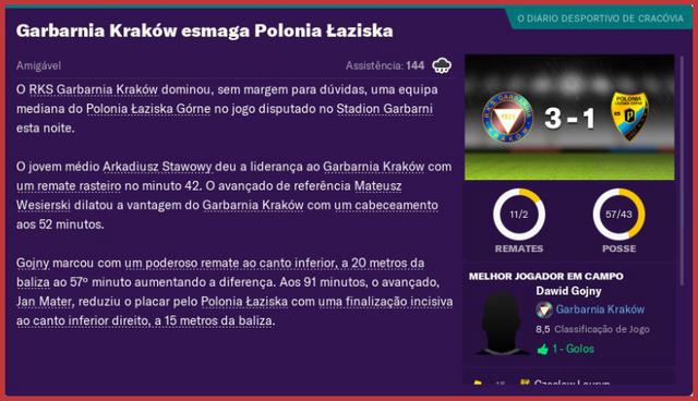 1-POLONIA-LAZISKA-AMISTOSO