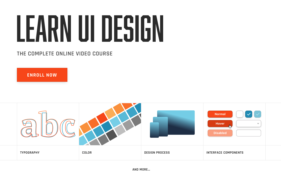 [VIP] Learn UI Design - THE COMPLETE ONLINE VIDEO COURSE