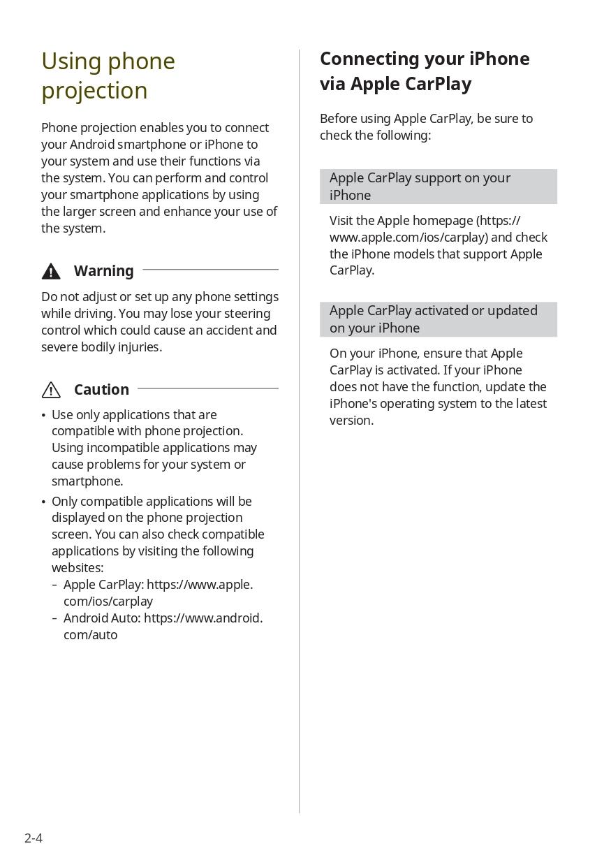 2020 Telluride UVO System User's Manual - Image Export | Kia