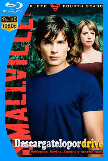Smallville (2001) [Temporada 4] [1080p] [Latino] [1 Link] [GDrive] [MEGA]