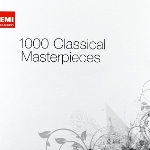 Compilations incluant des chansons de Libera 1000-Classical-Masterpieces-300
