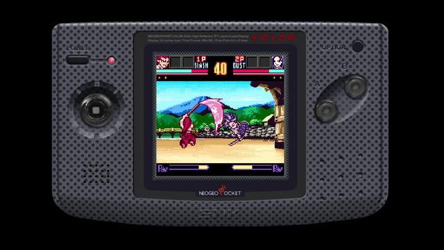 NEOGEO POCKET格⾾傑作陸續登陸Nintendo Switch! Vs-02
