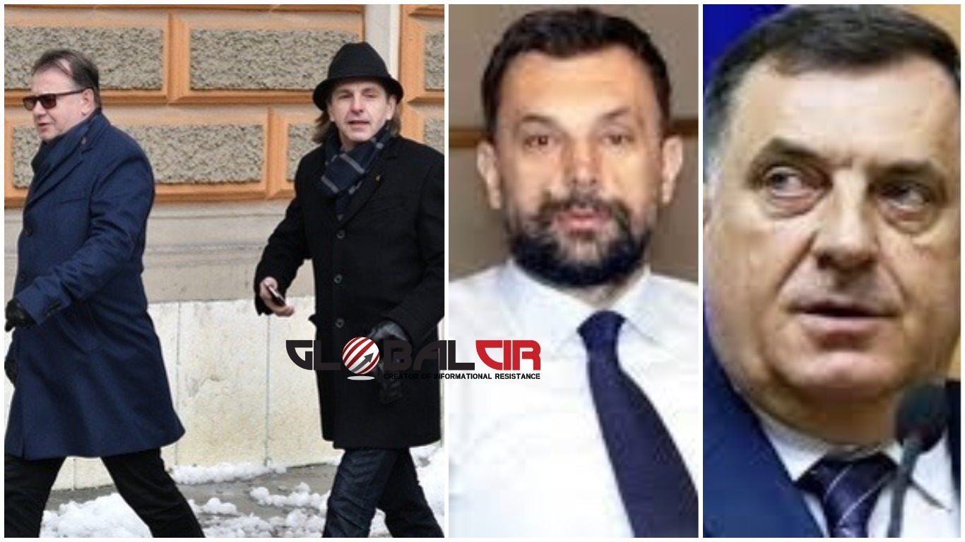 U SRIJEDU DRUGI POKUŠAJ USVAJANJA BUDŽETA INSTITUCIJA BiH! Kojović i Nikšić nisu podržali budžet, ali sa Konakovićem najavljuju proteste jer nema novca za izbore; za usvajanje budžeta sve manje zainteresovan i Dodik!