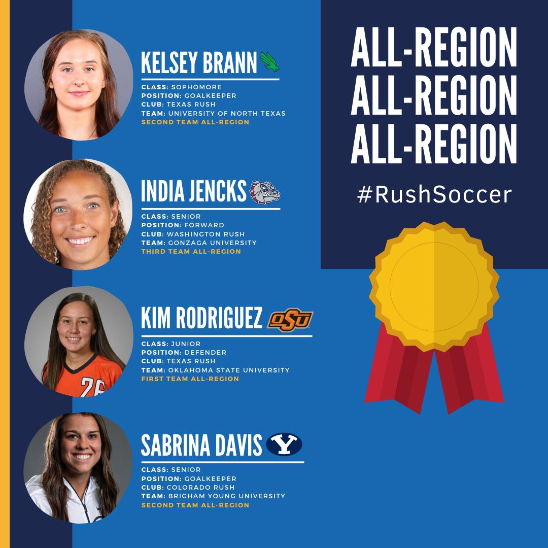 All-Region-Rush