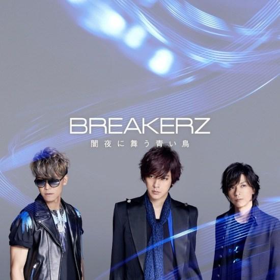 [Single] BREAKERZ – Yamiyo ni Mau Aoi Tori