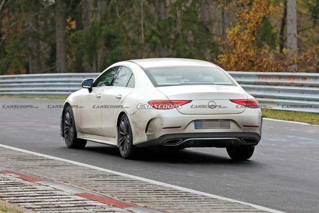 2018 - [Mercedes] CLS III  - Page 7 EBFAF76-A-628-F-4-C5-A-A1-E2-B66-CDBD37381