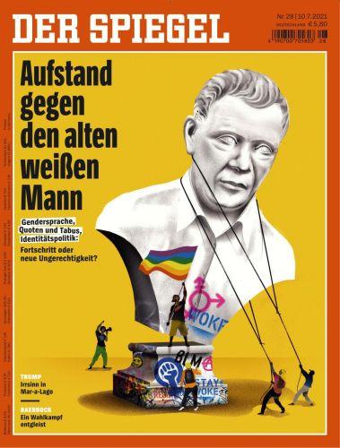 Cover: Der Spiegel Nachrichtenmagazin No 28 vom 10  Juli 2021