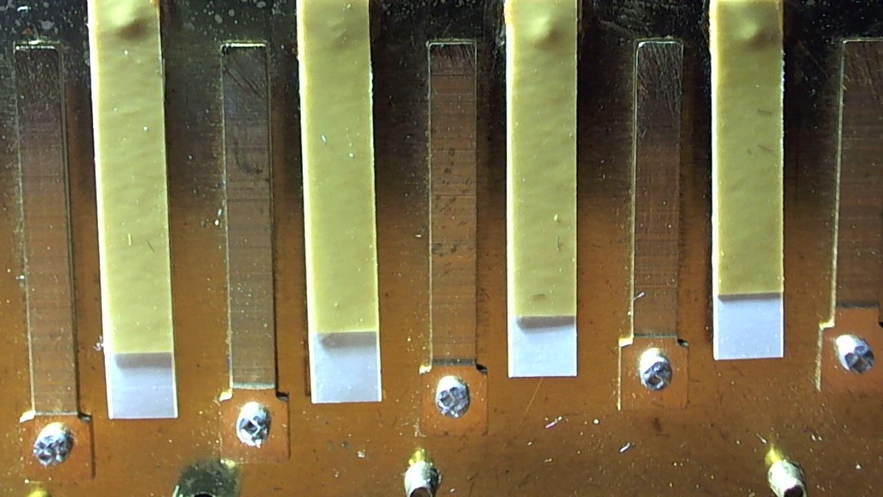 Válvulas de la armónica