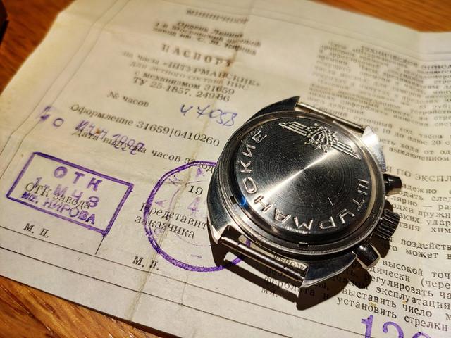 "[Vendue] Poljot Chronograph ""Sturmanskie"" 31659 IMG-20200115-211309"