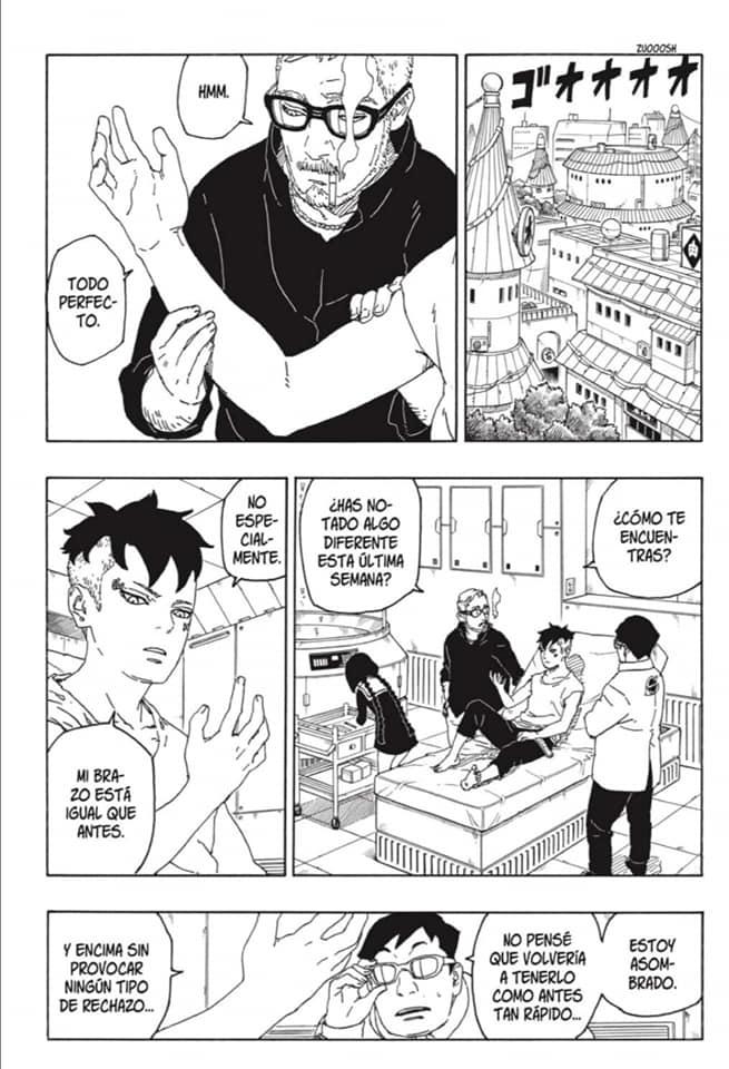 Boruto Manga, Capítulo 56 Página 3