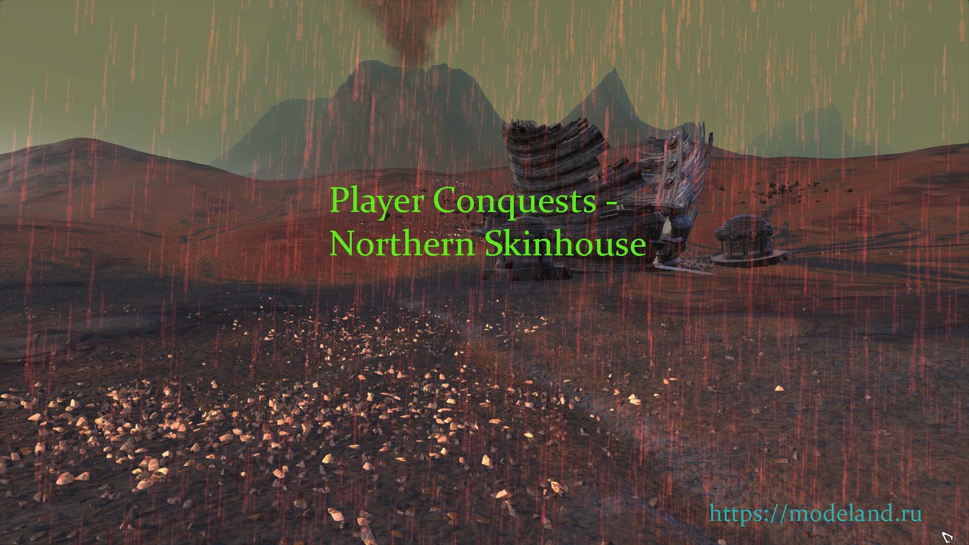With Player Conquests - Northern Skinhouse (RU)