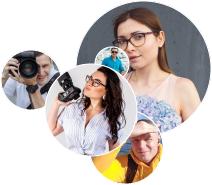 amount of photographers