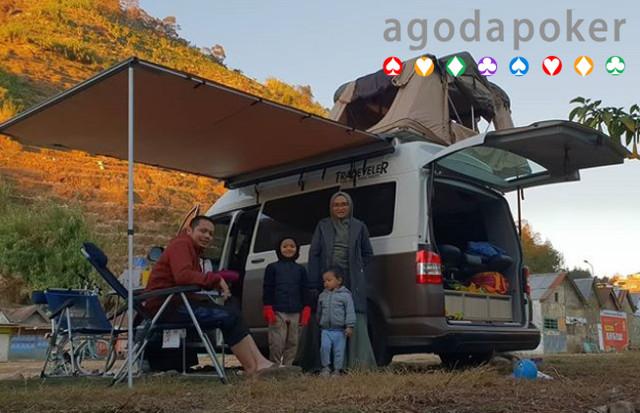 Kisah Donny Kris Traveling Keliling Indonesia dengan Campervan