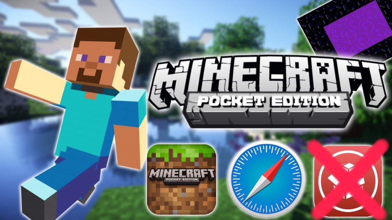 Aprende cómo instalar el videojuego Minecraft PE para iOS.